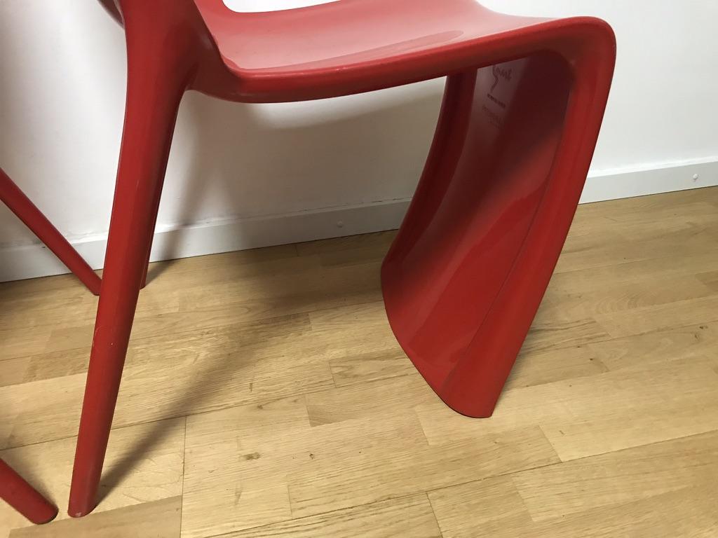 PEDRALI Stühle