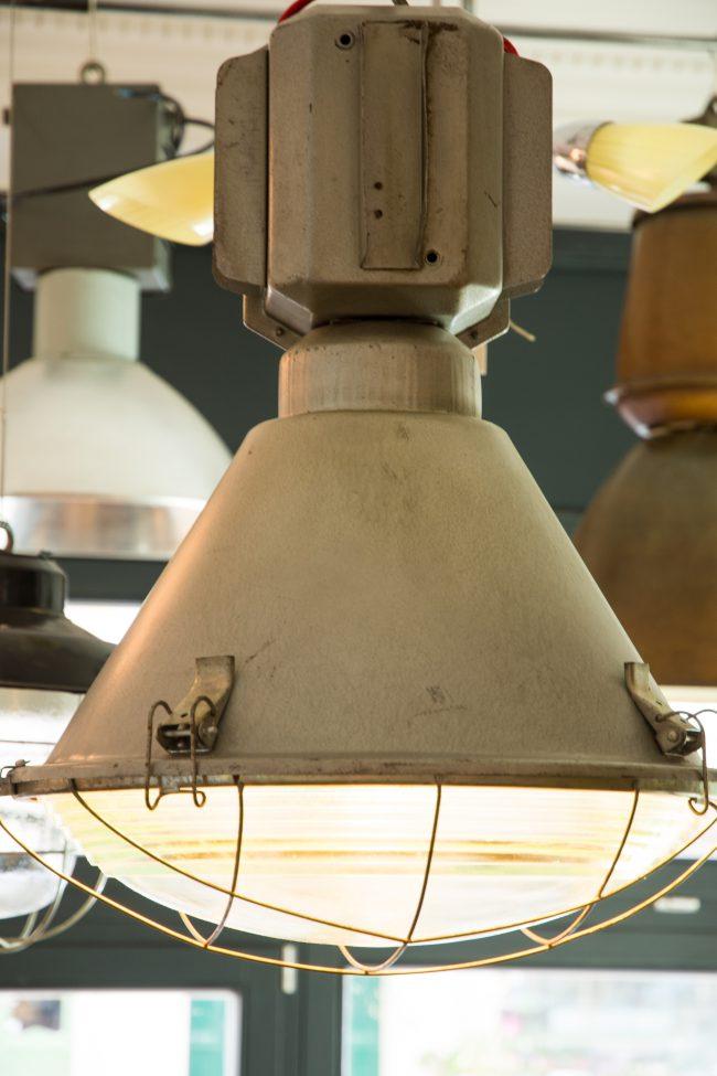 Gitterlampe