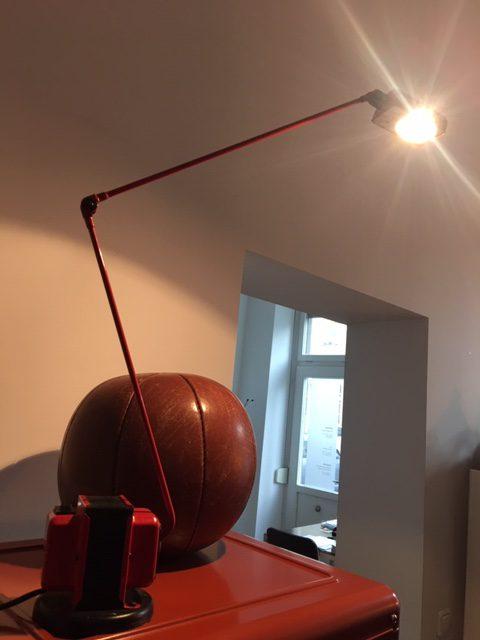 Italy Designer Tischlampe, Schreibtischlampe -Daphine Tavolo
