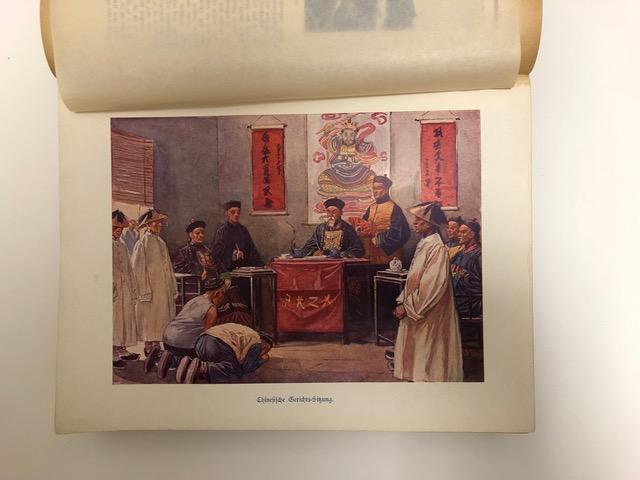 Historienbuch China